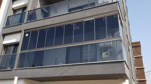 Cam balkon sistemlerinin kullanım alanları;